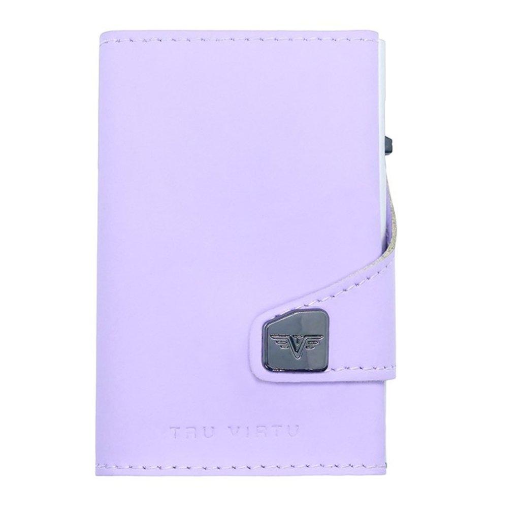 Tru Virtu Leather Line Lilac