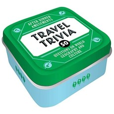 Travel Trivia Mini Tin