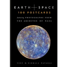 Earth and Space 100 Postcards