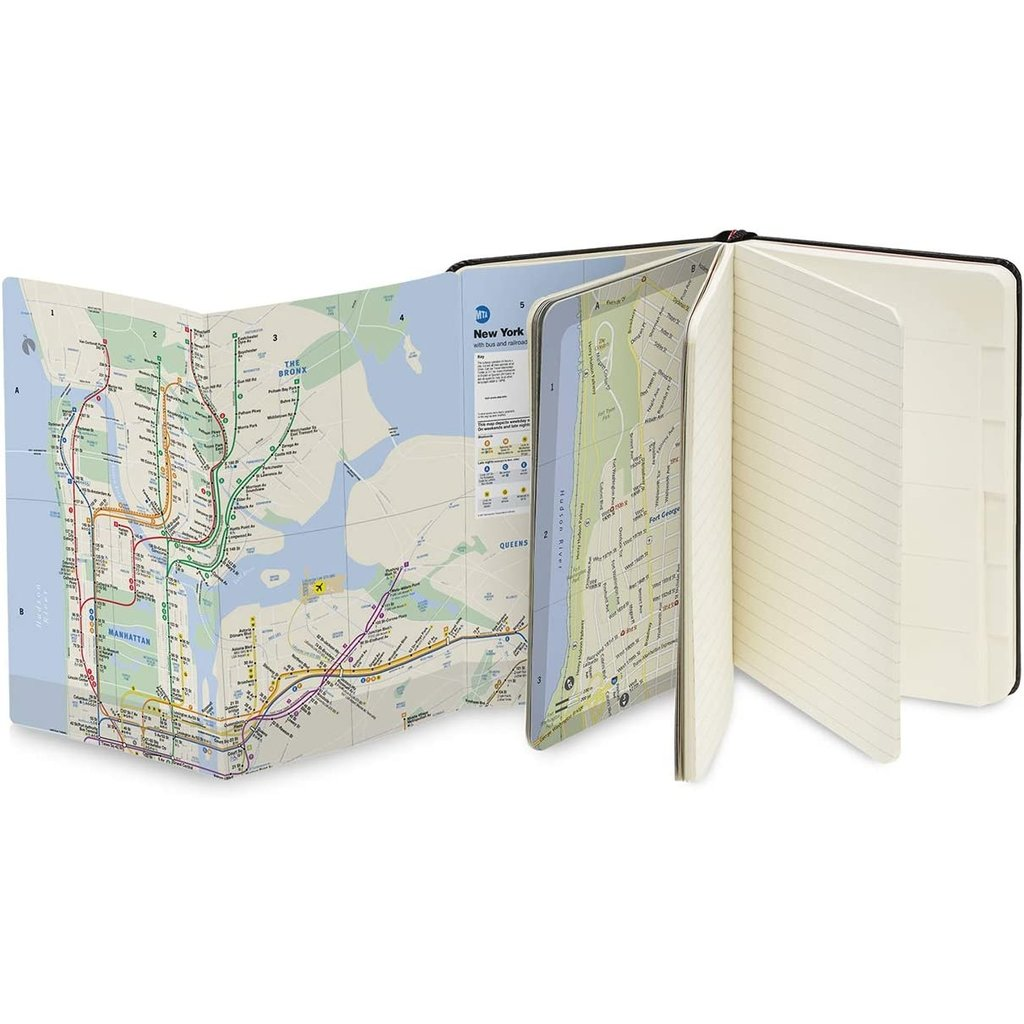 MS City Notebook New York