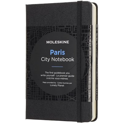 MS City Notebook Paris