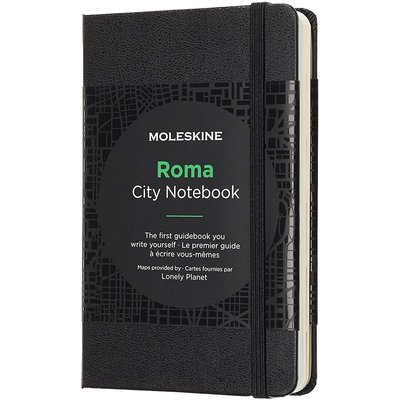 MS City Notebook Rome