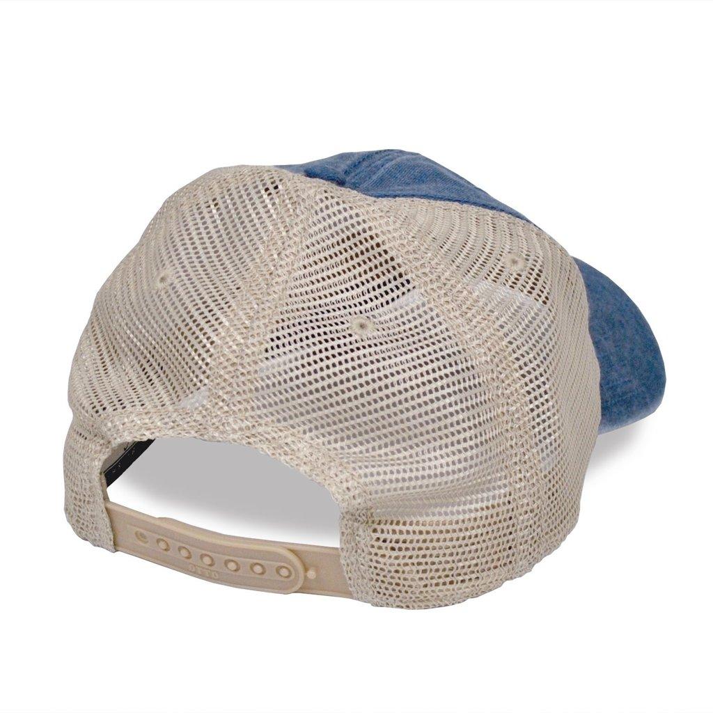 Pan Am Globe Trucker Hat