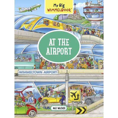 At the Airport Board Book