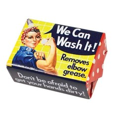 UPG- We can wash it! Rosie Soap