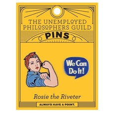 UPG- Rosie & We Can Do It Pins