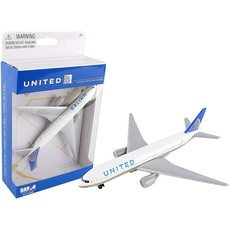 United Airlines Play Airplane Toy