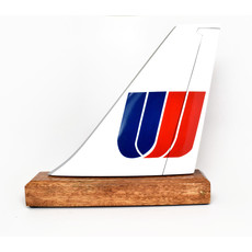United 80's Logo Tail