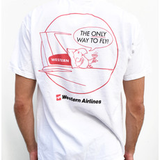 Western Airlines Wally Men's T-shirt