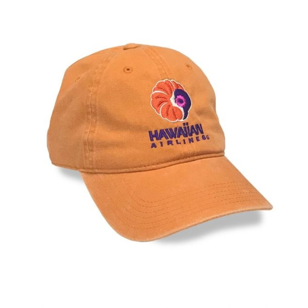Hawaiian Airlines Logo Adjustable Cap