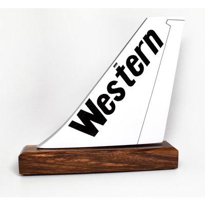 Western Logo Tail