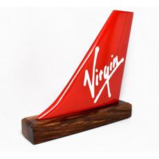 Virgin America Logo Tail