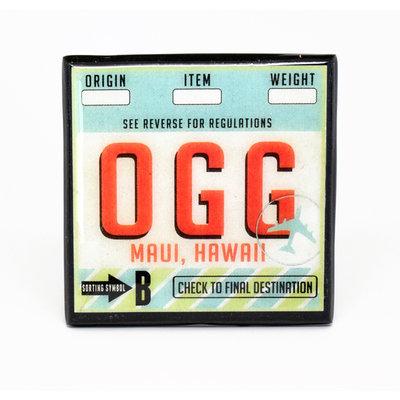 OGG Vintage Coaster