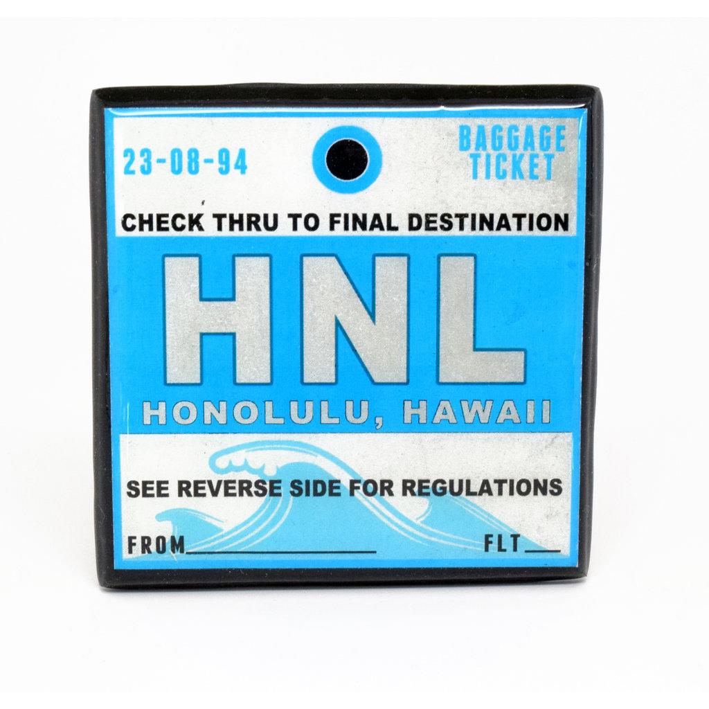 HNL Vintage Coaster