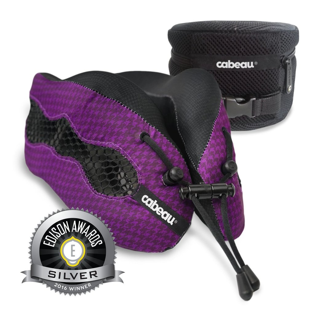 Cabeau Evolution Cool Pillow Purple