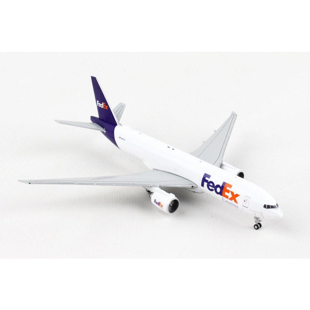 FEDEX 777-200LRF 1/400