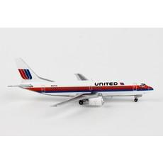 UNITED 737-300 1/400 SAUL BASS
