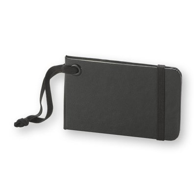 MS Luggage Tag Black