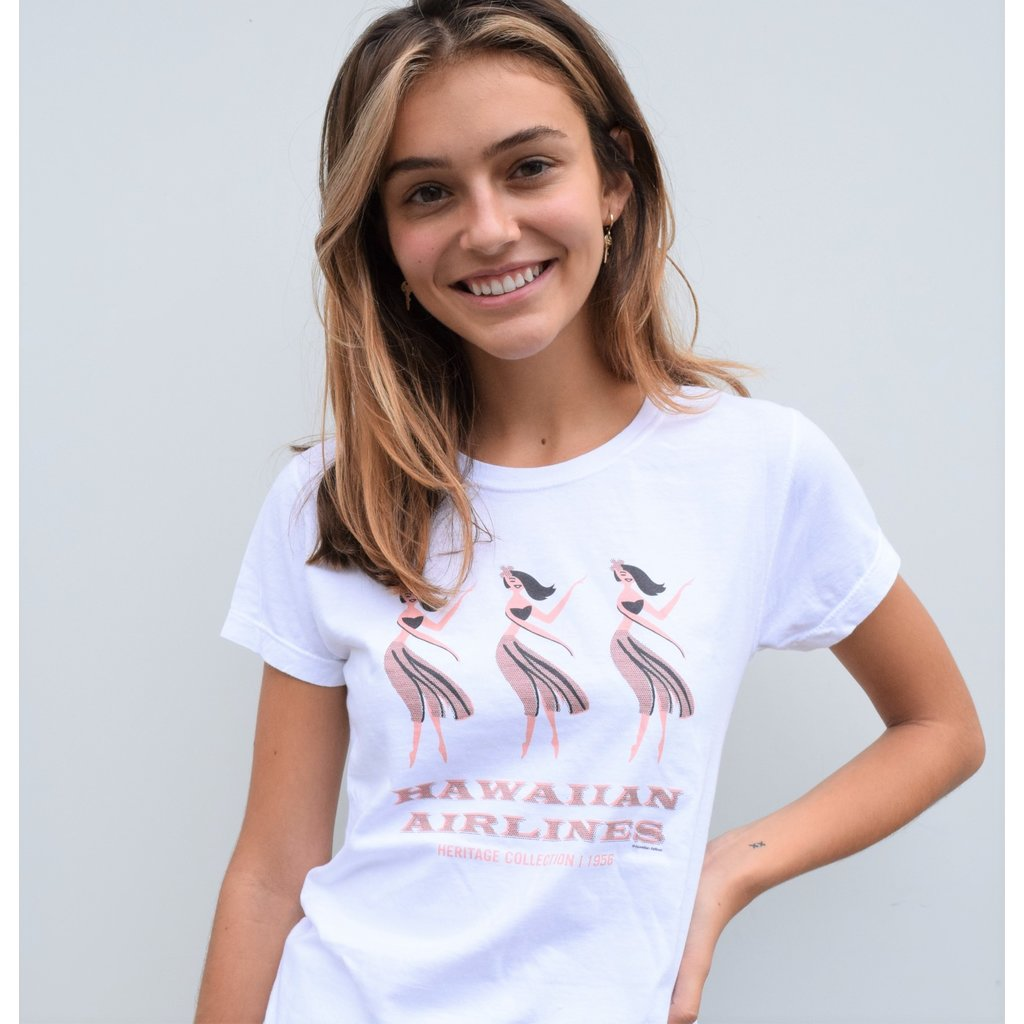 Hawaiian Air Hula Girls Women' s T-shirt