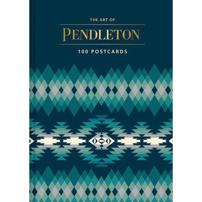 The Art of Pendleton Postcard Box: 100 Postcards