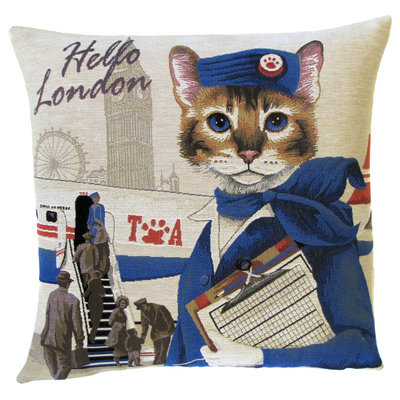 Tapestry Cushion Cover TWA