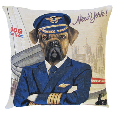 Tapestry Cushion Cover DogAir
