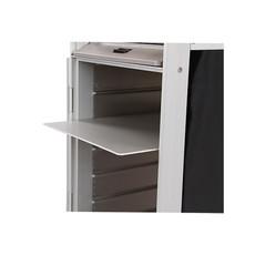 Galley Skycart Aluminum Shelf