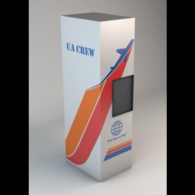 Galley SkyCart  Custom Design