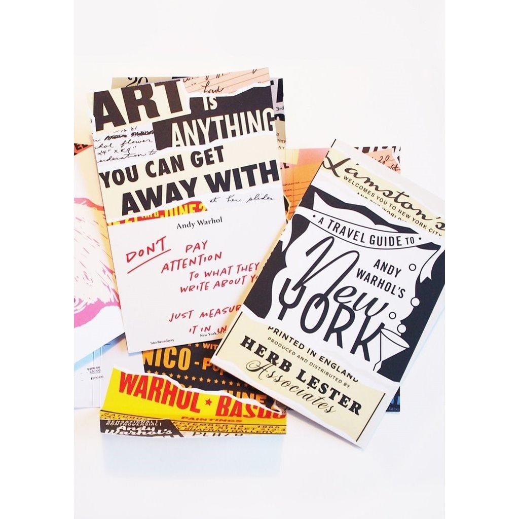 Andy Warhol's New York