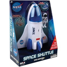 Space Adventure Space Shuttle with Figure