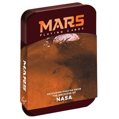 Mars Playing Cards