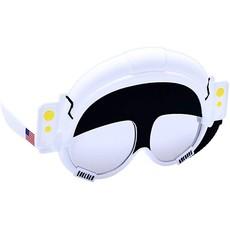 Sunstaches Astronaut Sunglasses