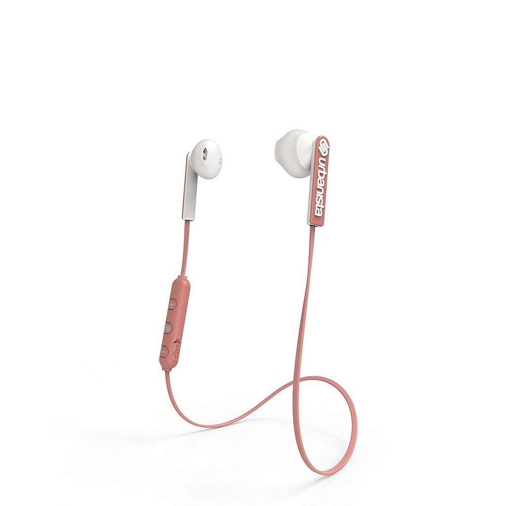 BERLIN Bluetooth Wireless Earphones Rose gold-DISC