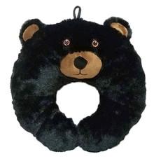 Black Bear Neck Pillow