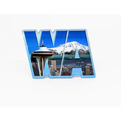 Acrylic WA Magnet