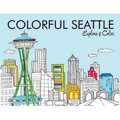 Colorful Seattle-Explore and Color