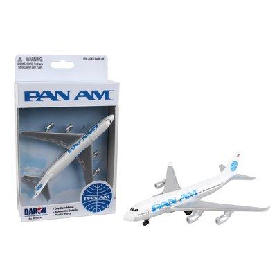 Pan Am Single Plane