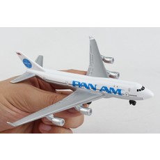 Pan Am Airplane Play Toy