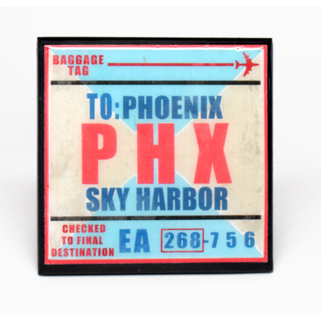 PHX Vintage Coaster