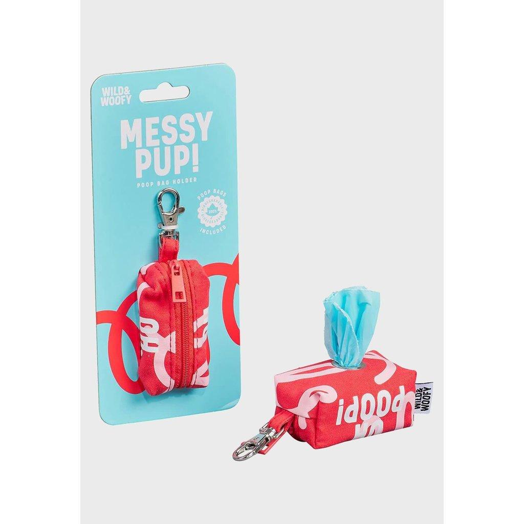 COHO Messy Pup! Poop Bag Holder