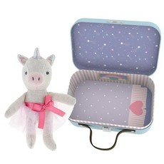 Teeny Tiny Travel Buddy-Unicorn