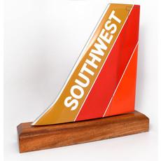 Southwest Desert Gold Logo Tail