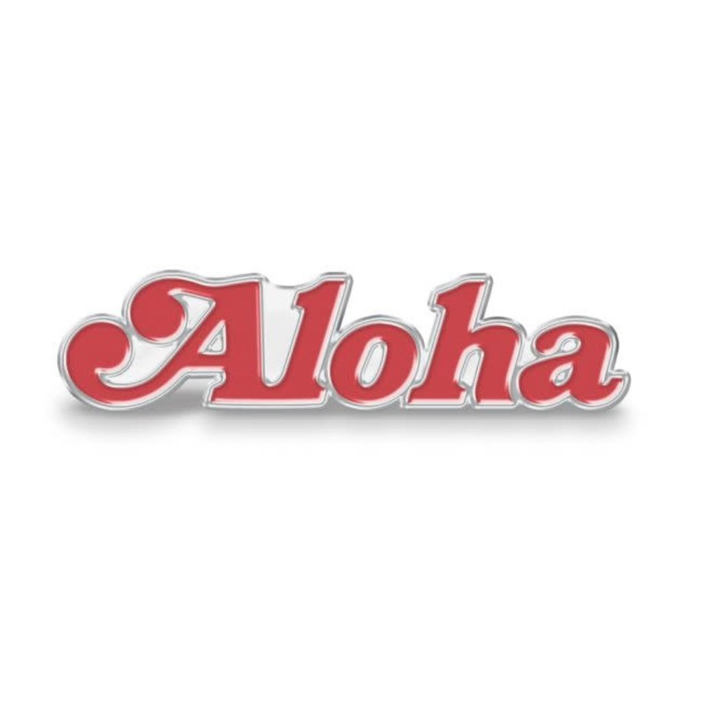 Aloha Airlines Pin