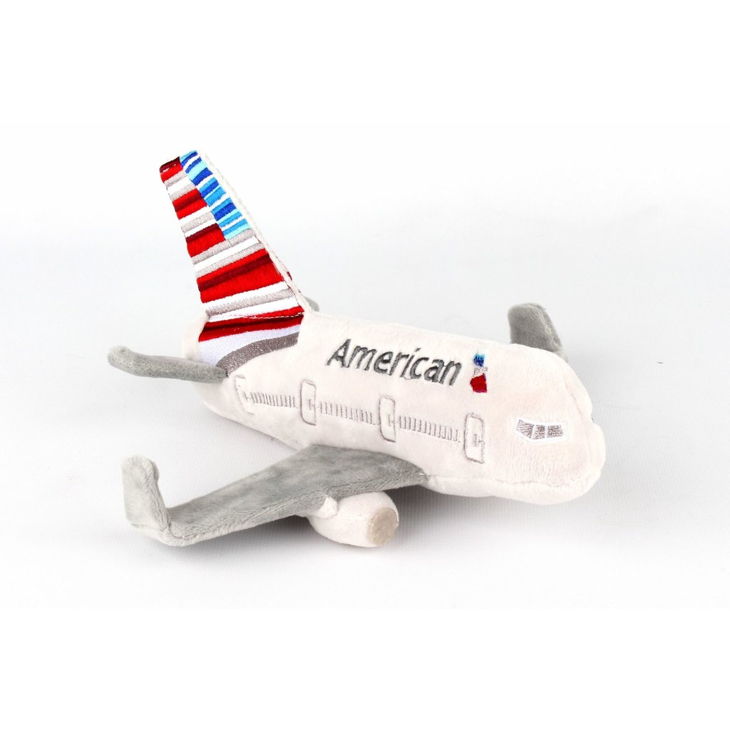 American Plush Toy with Sound
