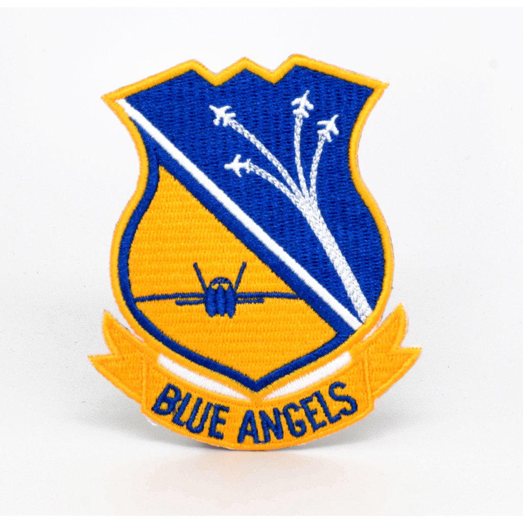 EE Blue Angels Patch