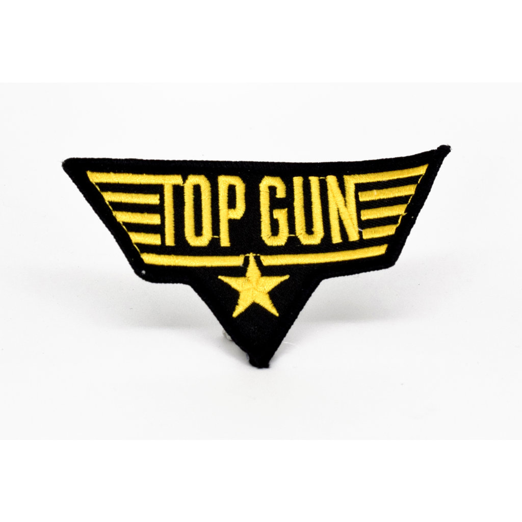 EE Top Gun Gold Patch
