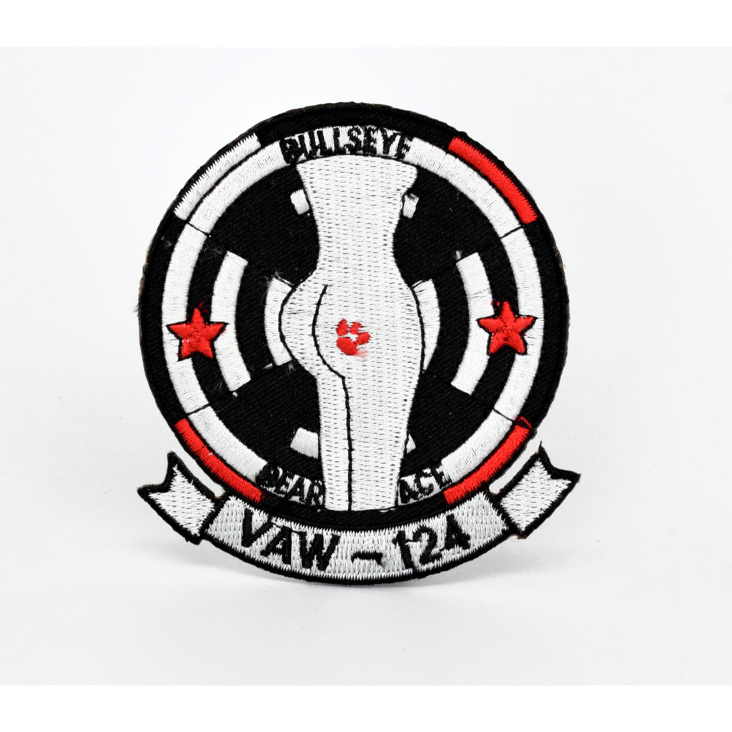 EE USN VAW-124 Patch
