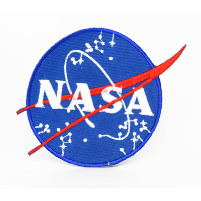 EE Nasa Space Patch