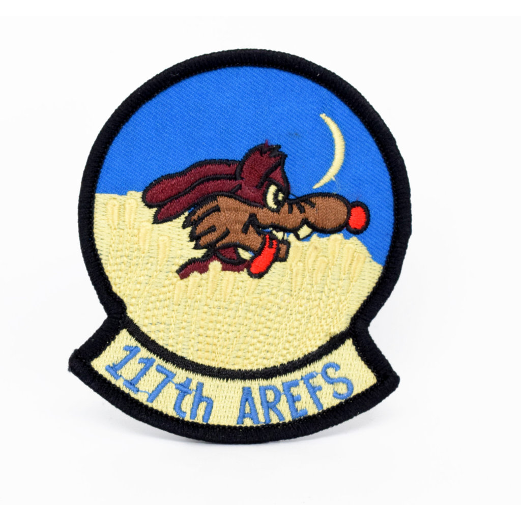 EE USAF 117th AREFS Patch