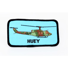 EE Huey Helicopter Patch